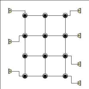 配管の経路 その8
