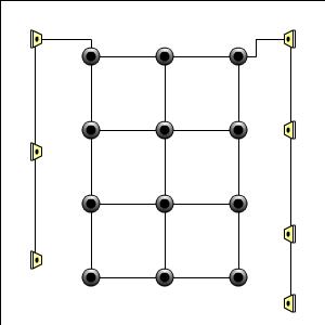 配管の経路 その9